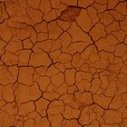 Como umedecer novamente a argila ressecada pelo ar