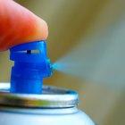 The harmful effects of aerosol paint
