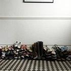 Conversión de calzado para hombres y mujeres