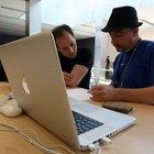 Mensagem de contas de rede indisponíveis no Mac