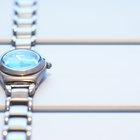 Como remover a umidade de um relógio de pulso