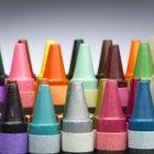 Cómo borrar marcas de lápices y crayones