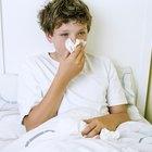 Cómo tratar una nariz congestionada en pre adolescentes