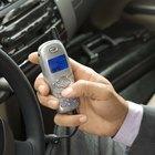 Instruções para emparelhar telefones celulares com um Toyota RAV4