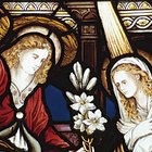 Actividades para que los niños rezen el Ave María