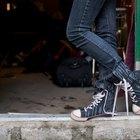 Cómo evitar que los zapatos lastimen el hueso del tobillo