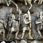 Tres tipos de soldados auxiliares romanos