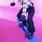 Forward Stance Angle for Snowboarding Beginners