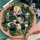 Como cozinhar com salmão enlatado