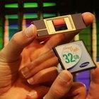 O que pode corromper um cartão de memória