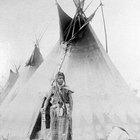 Tribus nativas americanas en Nueva York en 1846