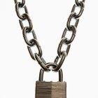 Como consertar um cadeado