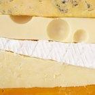 Tipos de quesos maduros