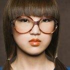 El mejor tipo de marco de anteojos para un rostro redondo