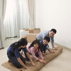 ¿Qué pones debajo de una alfombra para evitar que se deslice?