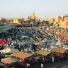 Cómo se viste una mujer marroquí