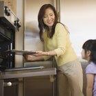Cómo calibrar el termóstato de un horno de gas