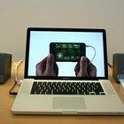 Como remover arranhões de um MacBook Pro