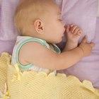Causas de la somnolencia en un bebé
