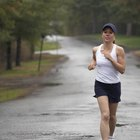 How to Exercise Outdoors When It's Raining