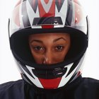 Como pintar capacetes de moto