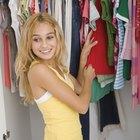 Cómo mantener la ropa fresca en un armario