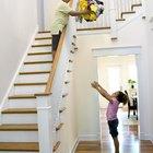 Ancho estándar de una escalera