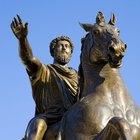 Influências das civilizações gregas e etruscas na arte romana