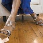 Como livrar-se de marcas de bronzeado nos pés