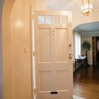 Cómo ajustar una puerta corrediza