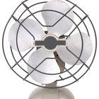 ¿Cómo funciona un ventilador oscilante?