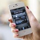 Como escrever foneticamente nomes em contatos no iPhone