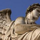 Como desenhar asas de anjos