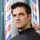 Cómo cortarse solo el pelo con una máquina de afeitar