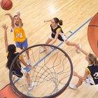 Rotinas de treinamento para jogadores de basquete