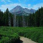 Los mejores lugares para acampar y caminar cerca de Sunriver, Oregon