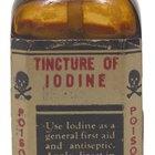 Como eliminar manchas de antissépticos à base de iodo da pele