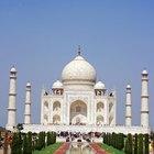 Datos sobre el Taj Mahal de la India
