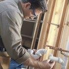 Como instalar canos de PVC em um encanamento antigo de chumbo