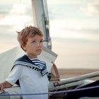 Cómo hacer un disfraz de marinero