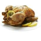 Tiempos de cocción para el pollo horneado