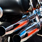 How to build your own motorcycle exhaust baffles