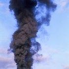 Dispositivos para eliminar los contaminantes de las chimeneas de humo