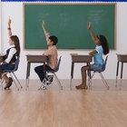 Cómo premiar la buena conducta en una clase de escuela media
