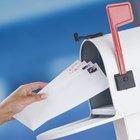 Como dobrar papel de ofício para que caiba em um envelope