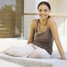 Cómo confeccionar sábanas para una cama tamaño Queen