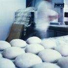 Como tingir massa de pão