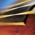 Como retirar ferrugem de um instrumento musical