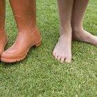 ¿Cuáles son las causas de los clavos de los pies?