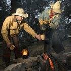 Campamento de invierno en Texas